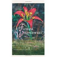 Florida Wildflowers by Taylor, Walter Kingsley, 9780813044255