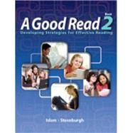 A Good Read Level 2 by Islam/Steenburgh, 9781424004256
