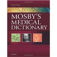 Mosby's Medical Dictionary by Mosby, 9780323414258