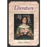 Literature : Reading Fiction, Poetry, and Drama by Diyani, Robert, 9780073124261
