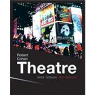 Theatre Brief Loose Leaf by Cohen, Robert, 9780077494261