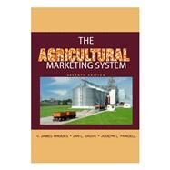 The Agricultural Marketing System by RHODES, 9781616004262