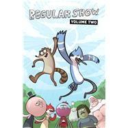 Regular Show Vol.2 by Sumida, Nick; Lawson, Jeremy; Strejlau, Allison, 9781608864263