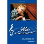 Music in Special Education by Adamaeck & Darrow, 9781884914263