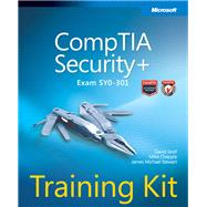 CompTIA Security+ Training Kit (Exam SY0-301) by Seidl, David; Chapple, Mike; Stewart, James, 9780735664265
