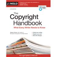 The Copyright Handbook by Fishman, Stephen, 9781413324266