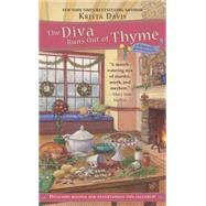 The Diva Runs Out of Thyme by Davis, Krista (Author), 9780425224267