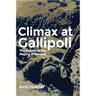 Climax at Gallipoli 9780806144269N