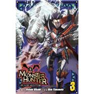 Monster Hunter: Flash Hunter, Vol. 3 by Hikami, Keiichi; Yamamoto, Shin, 9781421584270