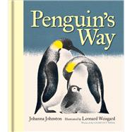 Penguin's Way by Johnston, Johanna; Weisgard, Leonard, 9781851244270