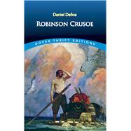 Robinson Crusoe by Defoe, Daniel, 9780486404271