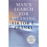 Man's Search for Meaning by FRANKL, VIKTOR E.KUSHNER, HAROLD S., 9780807014271