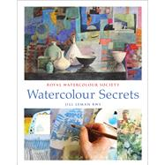 Watercolour Secrets by Leman, Jill, 9781408184271