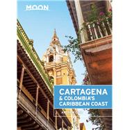 Moon Cartagena & Colombia's Caribbean Coast 9781631214271N