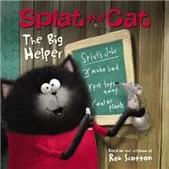 The Big Helper by Scotton, Rob, 9780062294272