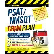 Cliffsnotes Psat/Nmsqt Cram Plan by Burstein, Jane R.; Wheater, Carolyn C., 9780544974272