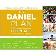 The Daniel Plan Essentials Church-wide Campaign Kit by Eastman, Dee; Hyman, Mark, Dr.; Amen, Daniel, Dr.; Townsend, John, Dr.; Thomas, Gary, 9780310824275