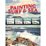 Painting Surf and Sea by Harry R. Ballinger, 9780486464275