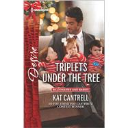 Triplets Under the Tree by Cantrell, Kat, 9780373734276
