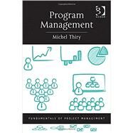 Program Management by Thiry, Michel, 9781472474278