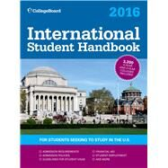 International Student Handbook 2016 by Unknown, 9781457304279
