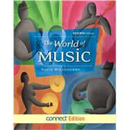 The World of Music; CD Set by Willoughby, David, 9781259674280