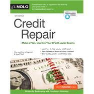 Credit Repair by O'neill, Cara, 9781413324280