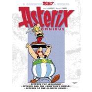 Asterix Omnibus 4 by Uderzo, Rene; Goscinny, Albert, 9781444004281