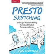 Presto Sketching by Crothers, Ben, 9781491994283