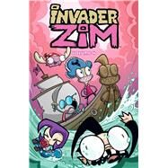 Invader Zim 4 by Vasquez, Jhonen (CRT); Alexovich, Aaron; Koenig, Danielle; Trueheart, Eric; Wucinich, Warren, 9781620104286