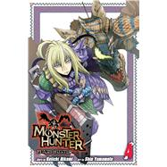 Monster Hunter Flash Hunter 4 by Hikami, Keiichi; Yamamoto, Shin, 9781421584287