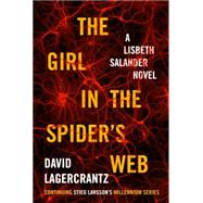 The Girl in the Spider's Web by LAGERCRANTZ, DAVID, 9780385354288