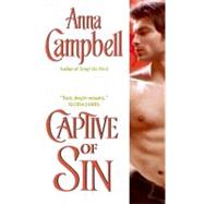 Captive Sin by Campbell Anna, 9780061684289