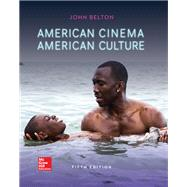 American Cinema/American Culture by Belton, John, 9780073514291