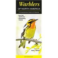 Warblers of North America by Quick Reference Publishing, 9781943334292