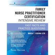 Family Nurse Practitioner Certification Intensive Review by Leik, Maria T. Codina, 9780826134295