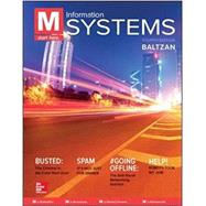 M: Information Systems by Baltzan, Paige, 9781259814297
