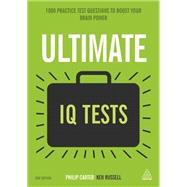 Ultimate IQ Tests by Carter, Philip; Russell, Ken, 9780749474300