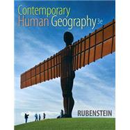 Contemporary Human Geography Plus MasteringGeography with eText -- Access Card Package by Rubenstein, James M., 9780321994301