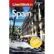 Live & Work in Spain by Hobbs, Guy, 9781854584304