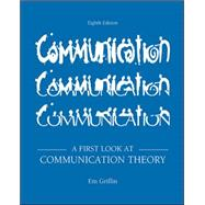 A First Look at Communication Theory by Griffin, Em, 9780073534305