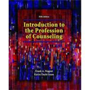 Introduction to the Profession of Counseling by Nugent, Frank A., Professor Emeritus; Jones, Karyn D., 9780135144305