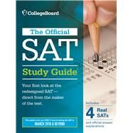 Official SAT Study Guide (2016 Edition) by The College Board, 9781457304309