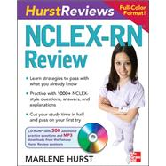 Hurst Reviews NCLEX-RN Review by Hurst, Marlene, 9780071484312