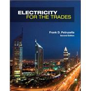 Electricity for the Trades by Petruzella, Frank, 9780073134314