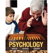 Psychology, 11/e by Wade, Tavris, 9780205254316