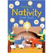 Hands-on Nativity Craft Book by Goodings, Christina; Barclay, Adrian; Williams, John, 9780745964317