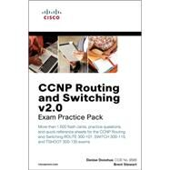 CCNP Routing and Switching v2.0 Exam Practice Pack by Donohue, Denise; Stewart, Brent, 9781587144318