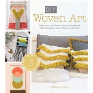 Diy Woven Art by Denbow, Rachel, 9781632504319