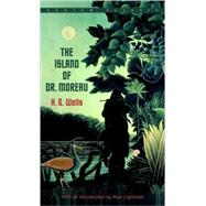 The Island of Dr. Moreau by WELLS, H.G., 9780553214321